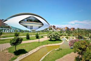 Сады Турии - Достопримечательности Валенсии