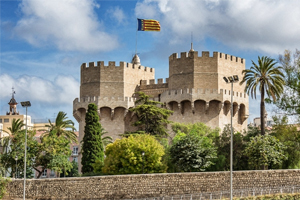 Готический город - Достопримечательности Валенсии