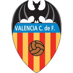 Футбольный клуб Валенсия из одноимённого города