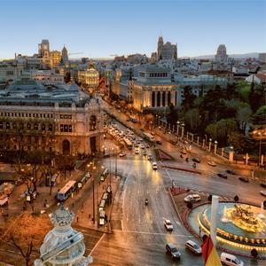 Основные достопримечательности Мадрида во всей красе