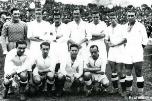 футбольный клуб Реал Мадрид история команды