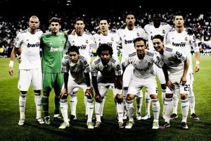 футбольный клуб Реал Мадрид в 2000 году