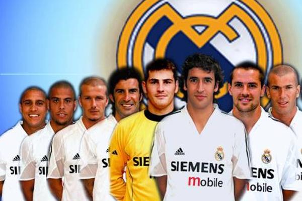 Футбольный клуб Реал Мадрид — игра в футбол по-королевски