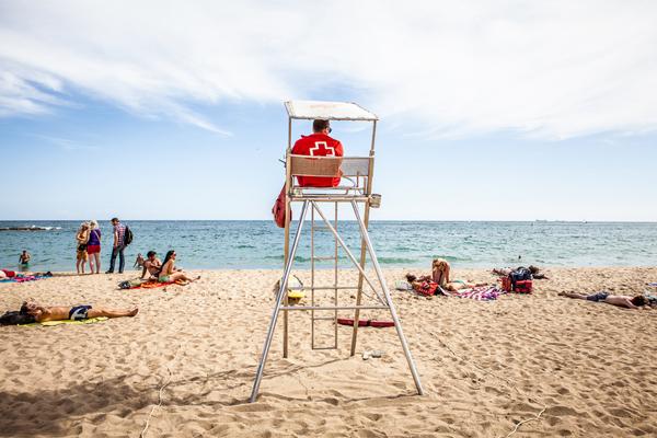 Пляж на Гран Канария