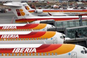 испанские авиалинии Иберия