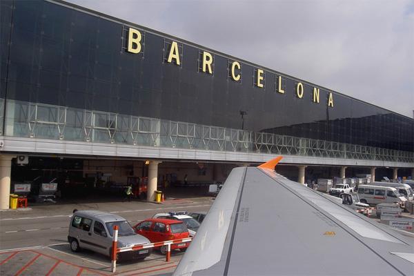 Испанские авиалинии barcelona airport Аэропорт в Барселоне