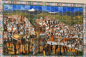 Испанская керамика история и современность