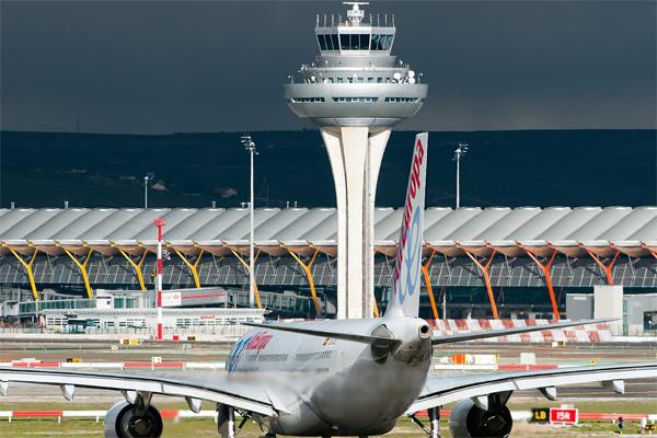 Испанские авиалинии - madrid barajas airport Аэропорт Мадрида