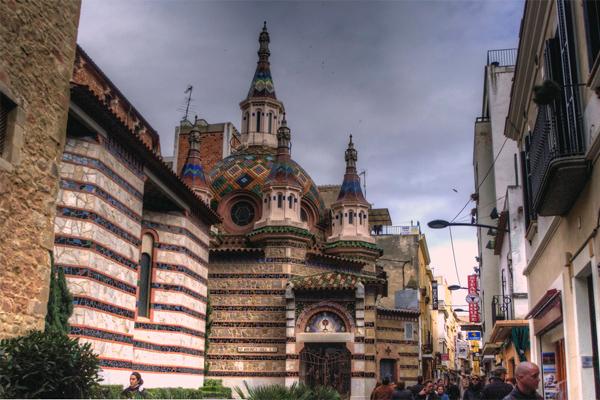 Церковь Сан Рома - Достопримечательности Ллорет де мар