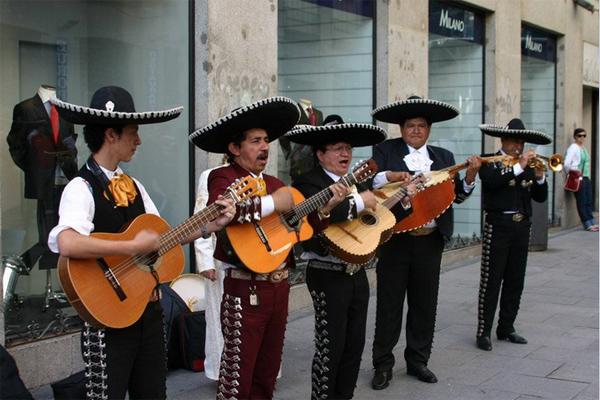 Народный песни испанцев