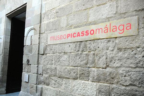 picasso malaga Музей в Малаге Пикассо