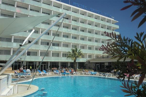 Отель Салоу Парк 4* в Коста Дорада — один из лучших в Испании