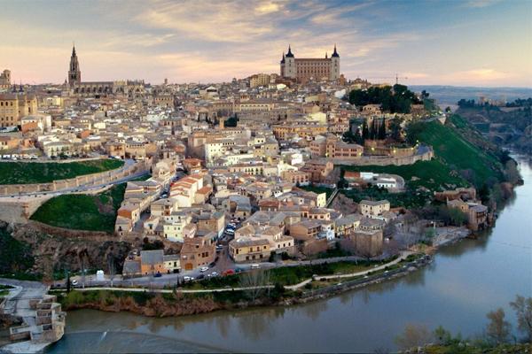 Толедо - столица Испании до Мадрида