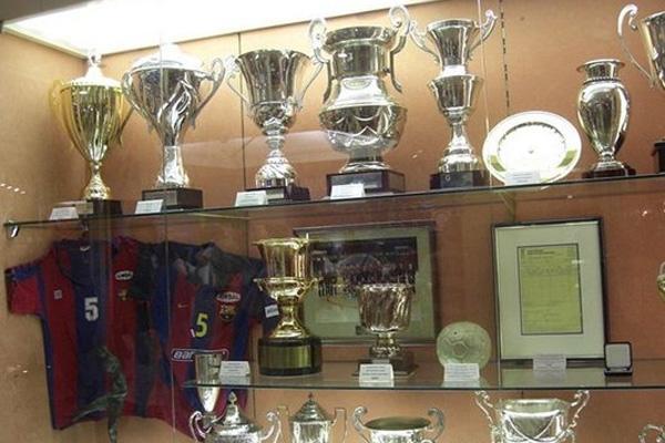 ФК Барселона достижения и награды