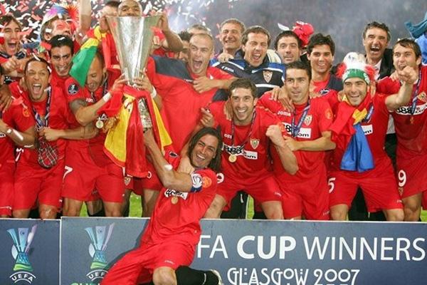 ФК Севилья победа УЕФА 2007
