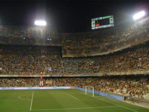 Месталья - стадион Валенсии