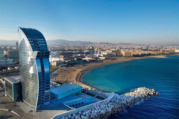 побережье Барселоны и пляжи для всех