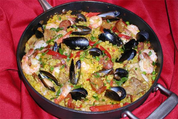 Блюда национальной испанской кухни — многообразие вкусов