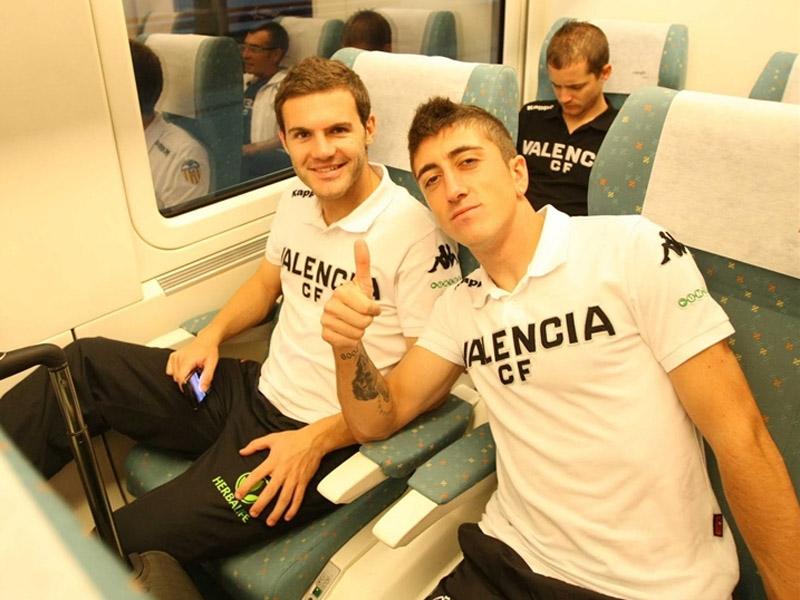ФК Валенсия — из провинциалов в мировые гранды