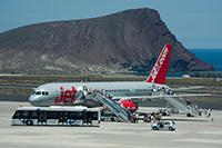 Международный аэропорт Южный главного Канарского острова.