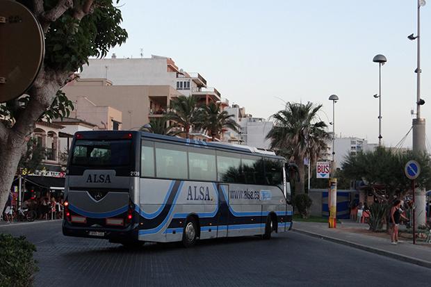 Автобусы Asla удобны и комфортабельны.