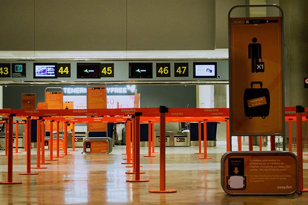 Южный аэровокзал небольшой, но всё необходимое здесь есть.