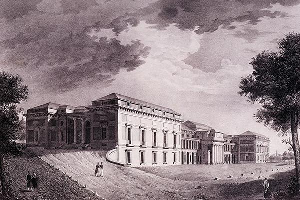 Первоначально в экспозиции были представлены произведения испанских мастеров XII-XVIII веков.