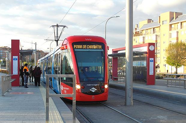 Три наземных ветки метро включены в общую систему.