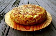 Испанская тортилья — картофельная еда настоящих конкистадоров