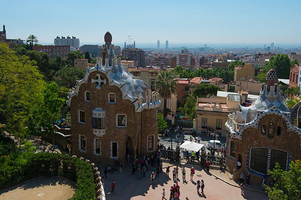 Майская погода идеальна для знакомства с Барселоной.
