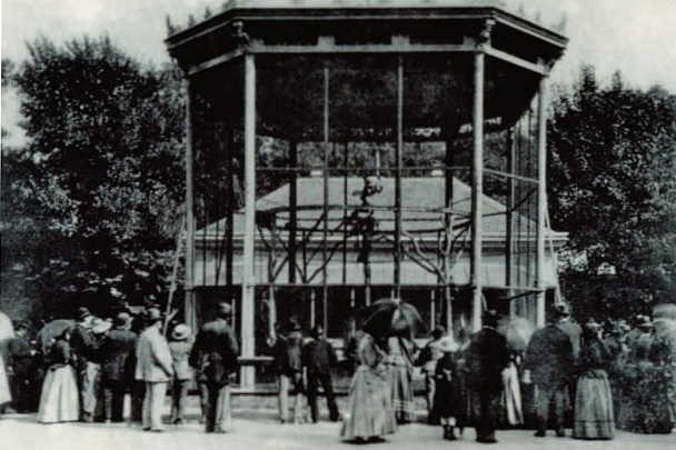 Барселонский зоопарк был основан в конце 19 века.