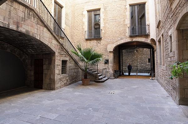 Музей Пикассо находится в районе Эль Борн.