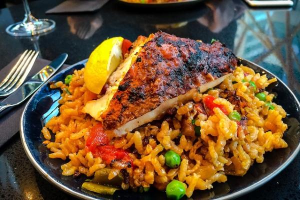 паэлья рецепт с морепродуктами и курицей в мультиварке