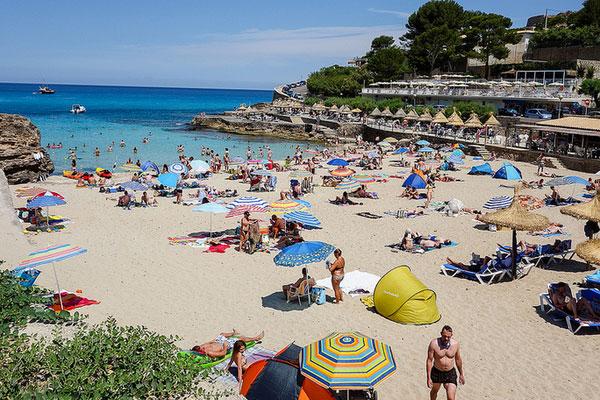Майорка — один их лучших курортов Испании.