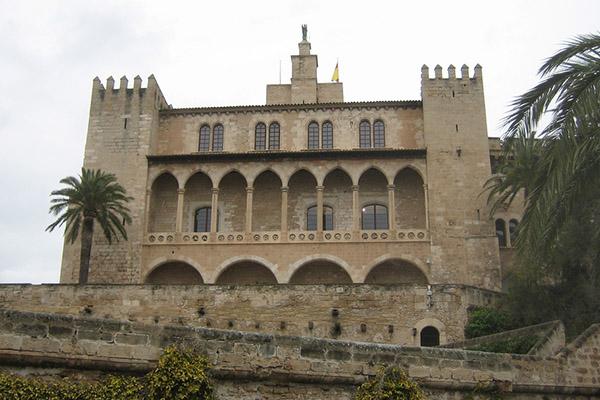 Дворец Альмудайна.