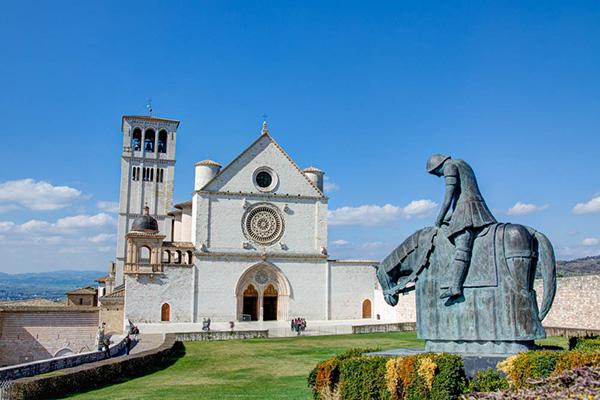 Базилика Святого Франциска Ассизского.