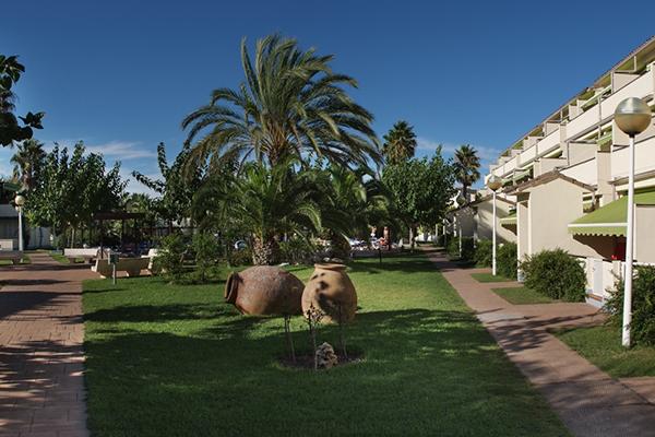 Отель Estival Park.