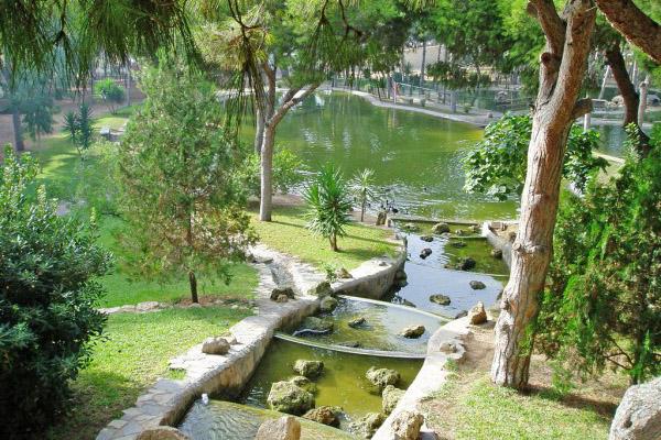 Парк Гуардамар.