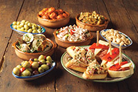 Блюда испанской кухни.