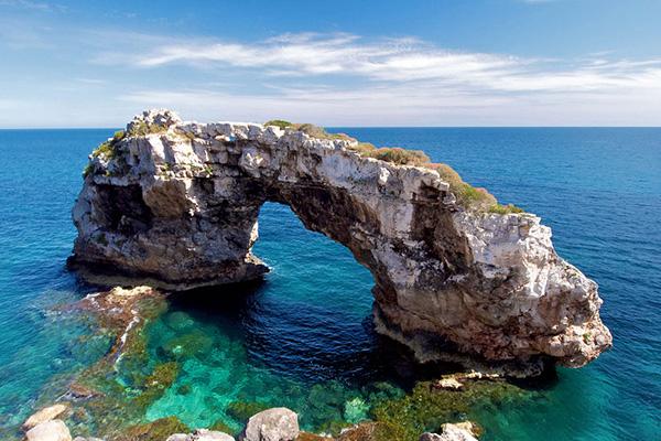 Es Pontas, Балеарские острова.