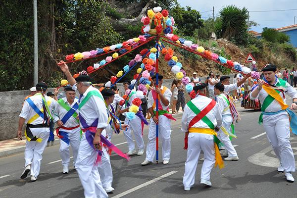 Праздничное шествие — ромерия.