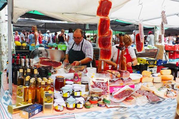 Рынок Майорки.
