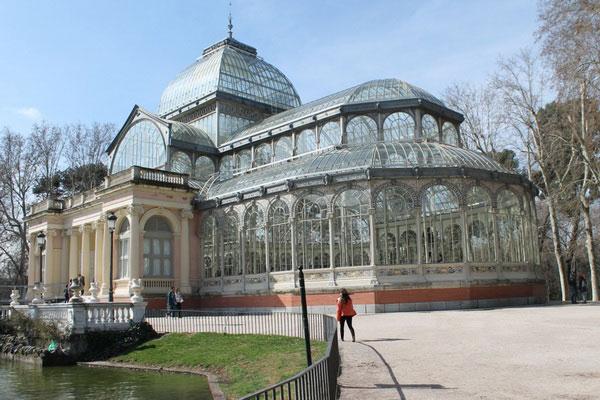 El Palacio Cristal.
