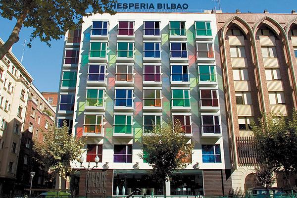 Hesperia Bilbao 4*.
