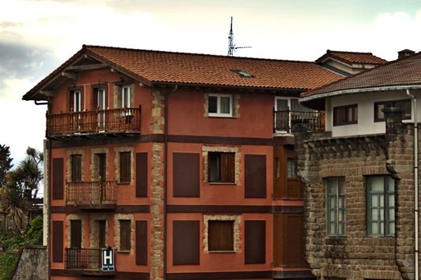 Hotel Itxas Gain Getaria.