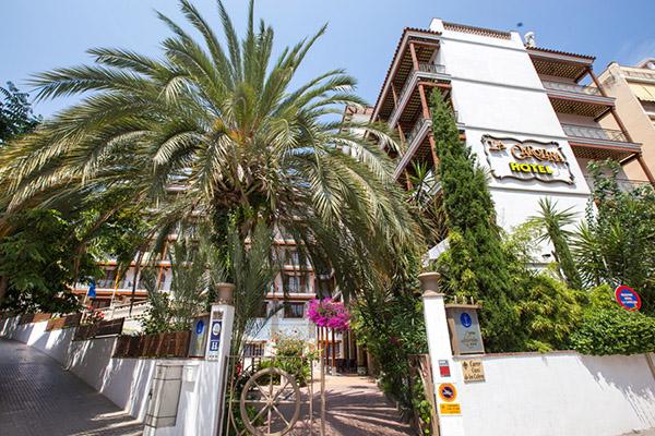 Отель La Carolina 3*.