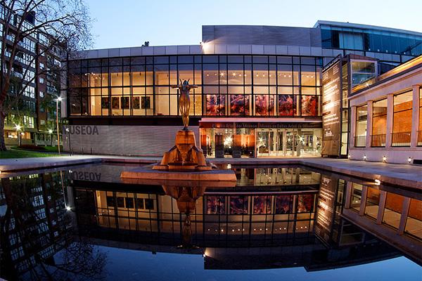 Museo de Bellas Artes de Bilbao.