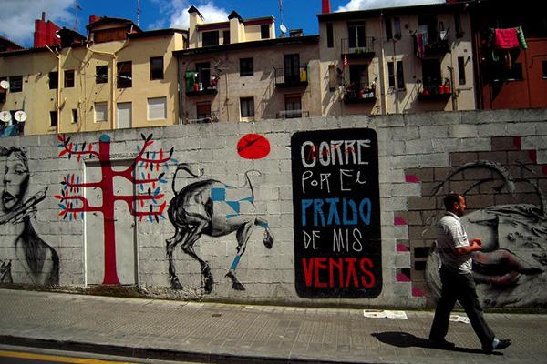 Calle San Francisco.