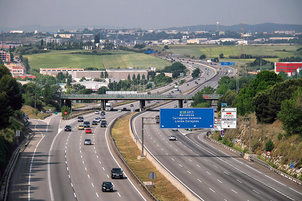 Автотрасса АР-7.