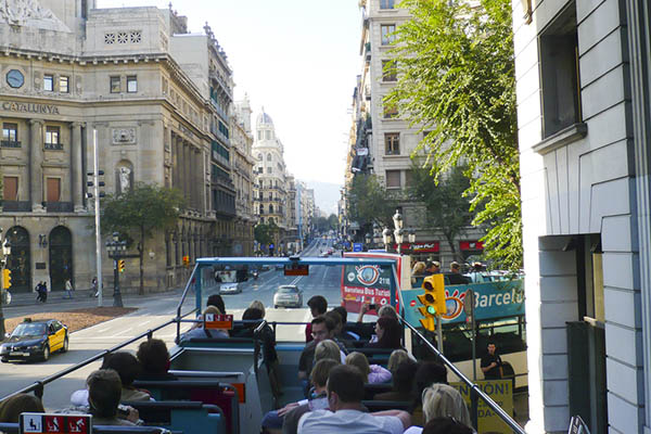 Bus Turistic.